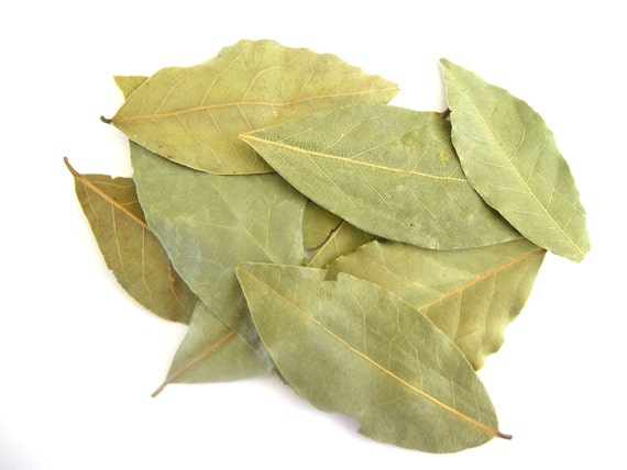 Bay leaf whole herbs and spices cooking by sagehillbotanicals - Cook bay leaves ...