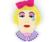 Grayson Perry brooch