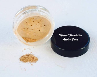 Mineral Make Up Foundation  20 grams