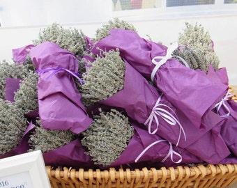 Dried Bundle of Provence Lavender