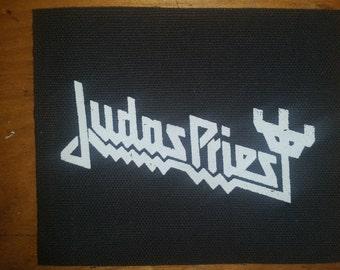JUDAS PRIEST PATCH - Black Canvas Metal Patch