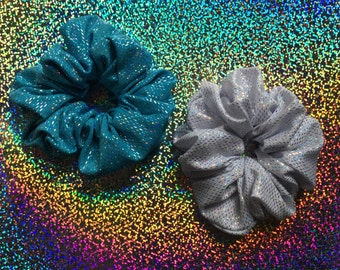SALE!! ICE PRINCESS Hair Scrunchie