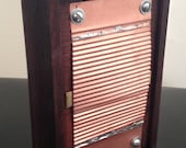 Pocket Washboard - Percussion Instrument - Made in the USA