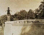 The Wild Bunch Vintage Boathouse Photo