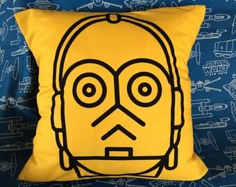 C3PO Pillow