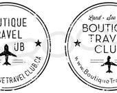 Erica's Boutique Travel Club blog logo