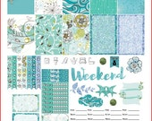 Blustery Spring Printable Stickers for The Happy Planner