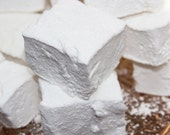 Handcrafted Marshmallows - 3 Madagascar Vanilla Jumbo Marshmallows
