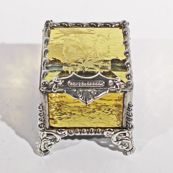 Ring Box, Keepsake Box, Treasure Box