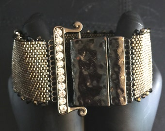 Metal at its Best Bracelet