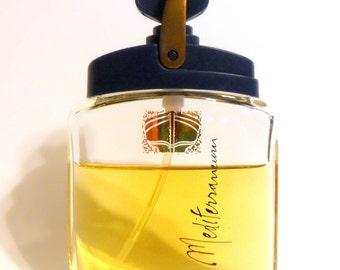 CLEARANCE Vintage 1990s Mediterraneum by Proteo 1.7 oz Eau de Toilette Spray COLOGNE