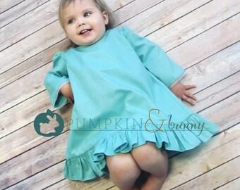 Bluebell Dress PDF Pattern - Sizes 6mo -14
