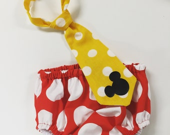 SMASH CAKE OUTFIT Mickey Mouse