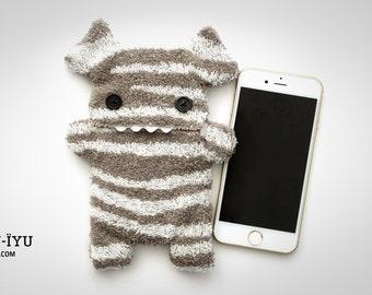 Fluffy Cellphone Case - Safari Tigerfella Inverto LIMITED EDITION - Various Sizes