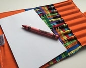Crayon Wallet Crayon Stacks, Birthday Party Favor