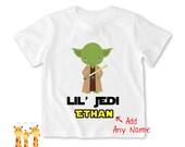 Little brother shirt Sstarwars  Tshirt - Personalized Little brother Shirt or Bodysuit - 040_BB_S2C_Sstarwars