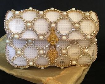 Jeweled Evening Clutch #5