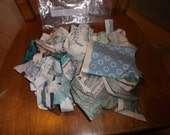 Bag full of FABRIC SELVEDGES  Sewing Quilting Crafts Reserve for J C