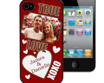 Personalized True Love iPhone Case