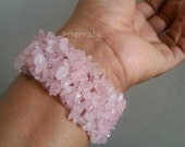Rose Quartz-Strings of Love Bracelet