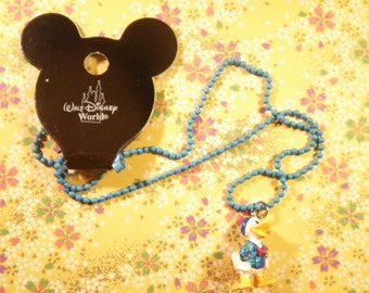 1 Disney Donald Duck Necklce