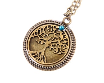 Necklace Lucky tree 2525C