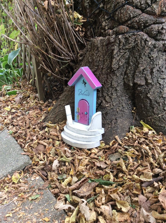 Fairy Door, Fairy Garden, Perfect Gift, Fairy House, Christmas, Stocking  Stuffer