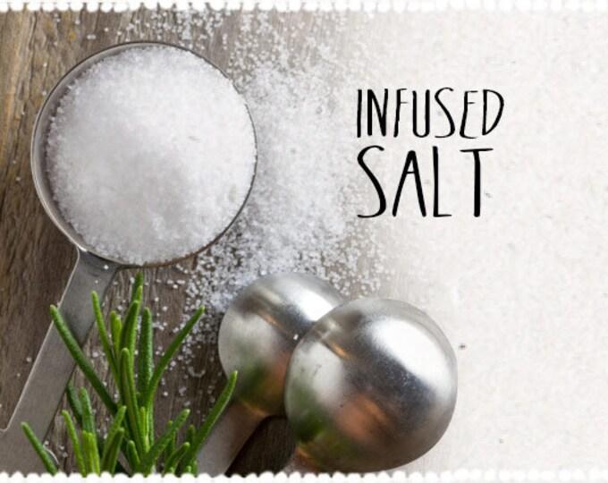 Infused Sea Salt Variety 6 Pack, spice and seasonings, choose 6, 1 oz salts! Okinawa Sea Salt infused with spices, herbs and seasonings
