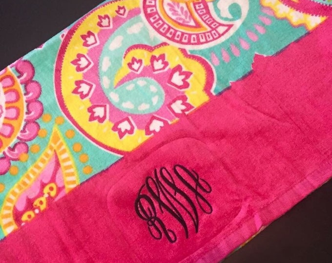 Beach Towel, Monogrammed Beach Towels, Beach, Towels, Beach Accessories