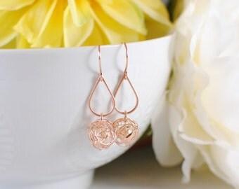 The Brenna Earrings