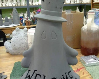 Top hat ghost