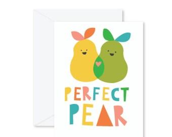 GREETING CARD | Perfect Pair