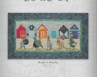 Chrissy Down Under by McKenna Ryan, Bright 'n Beachy Quilt Pattern, Block 9