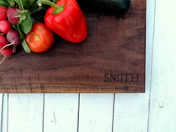 Gift for couple  gift for bride gift for groom custom decor sign personalized serving board his and hers Anniversary gift for sister wedding