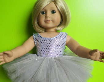 18 inch Doll Ballet Outfit