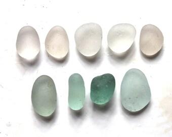 Scottish sea glass jewelry quality beach jewelry