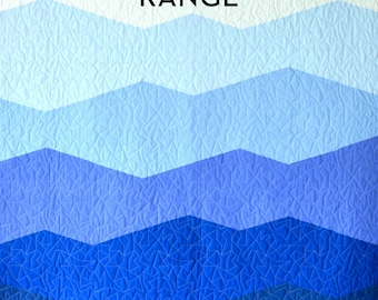 Range Quilt PDF Pattern (EU Customers)