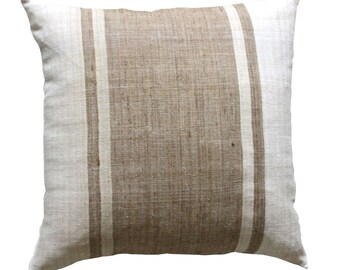Silk Handwoven Pillow Serenity