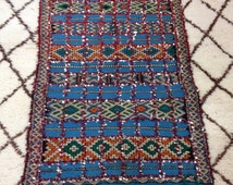 Unique Handwoven Rug Related Items Etsy