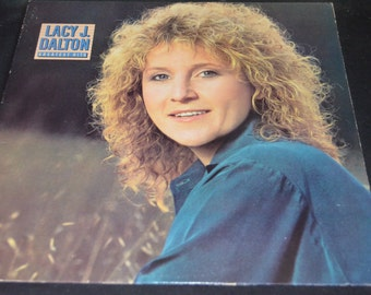 Vintage Record Lacy J. Dalton: Greatest Hits Album FC-38883