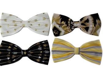 Valentine Hair Bow- Cupid's Ammo Hair Bow- Arrow- Hair Bow for girls, teen, women.