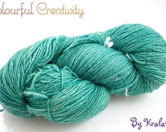 Colourful no-nylon sock - Wintergreen