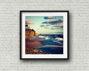 Laguna Beach Landscape Photography Tranquil Beach Home Decor California Ocean West Coast