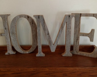 barn wood letters home unfinished barn wood letter rustic letters home farm