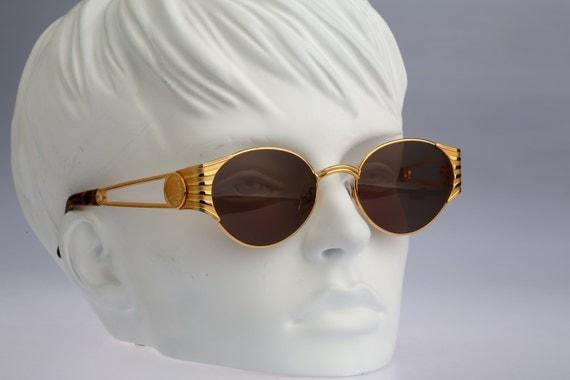 Fendi Fs299 Vintage Sunglasses Nos 90s Rare Amp Glamorous