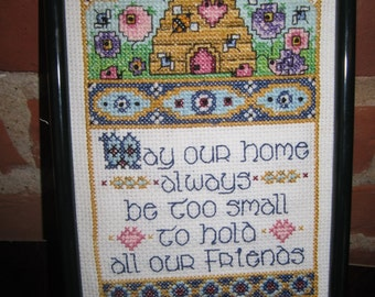 Bee and Friends Sampler