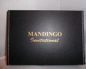 Mandingo Playing Cards