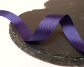Purple Grosgrain Ribbon 16mm Berisfords