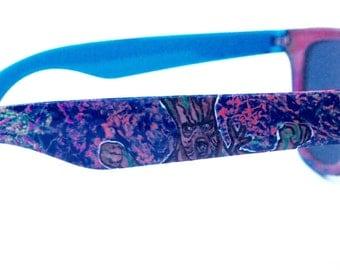 Groot Custom Painted Sunglasses