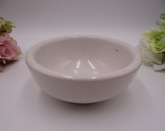 Vintage 1940s Bauer Pottery Small Cereal Bowl